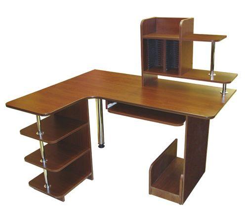 Столы компьютерные угловые своими руками