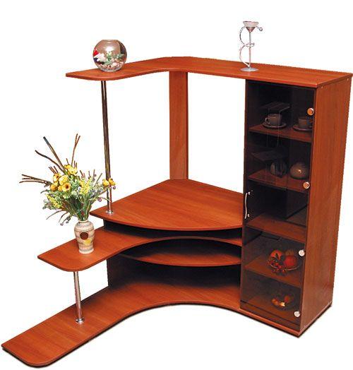 крашенная мебель